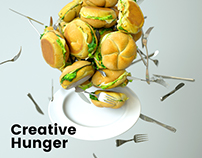 Creative Hunger