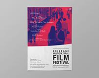 Brisbane Multicultural Film Festival Poster