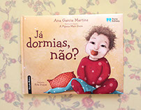 Children's book - Já dormias, não?