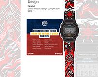 Casio Watch Design