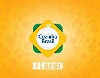 SESI Cozinha Brasil