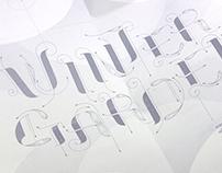Wintergarden Display Typeface