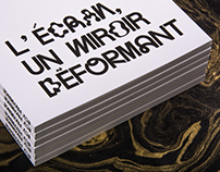 Fondation van gogh arles catalogues on behance for Miroir deformant