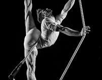 Cirque de Soleil Contortionist Nico Maffey