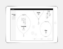 Catalogue bijoux Eternel