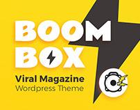Boombox - Viral & Buzz WordPress Theme