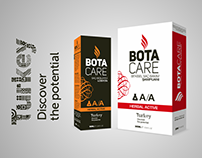 Botacare Herbal Hair Care Products