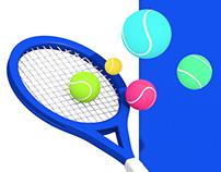 IBM x US Open: The Cognitive Scoreboard