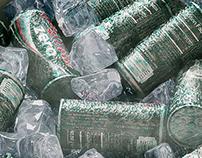 Coca Cola Zero CGI