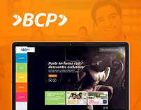 BCP  Beneficios