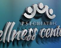 Psychiatric Wellness Center Branding