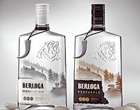 Vodka BERLOGA