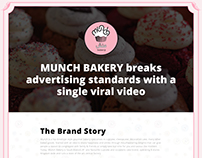 Munch Bakery breaks advertising standards