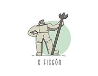 · O Fisgón ·