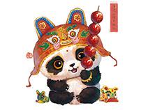【中国熊猫】国宝滚滚