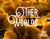 Other Worlds - a macro landscape photography art book