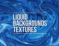 20+ Outstanding Liquid Backgrounds / Textures for Desig