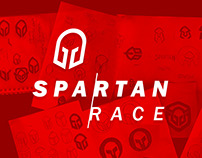 Logo System for the Spartan Race