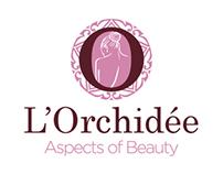 L'Orchidée Logo