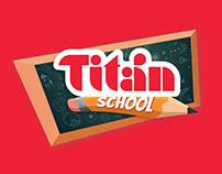 Titán, Escolar - Producción Digital