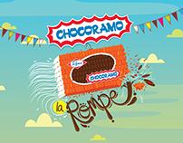 #ChocoramoLaRompe en Estéreo Picnic.