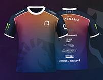 Team Liquid Jersey Design