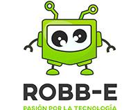 Diseño de Logo - ROBB-E