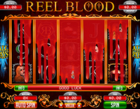 Reel Blood Slot Game