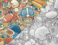 Pattern / American Football