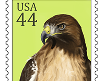 Seneca Park Zoo Stamps