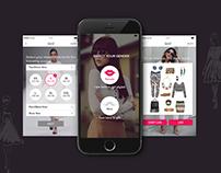 20Dresses App Redesign