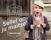 Ehtne talu toit (the real farm food) quality mark