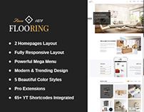 SJ Flooring A Responsive Joomla Template for Interiors