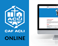 CAF ACLI - ONLINE COMMUNICATION