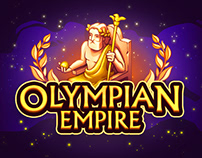 Olympian empire - infinity board game