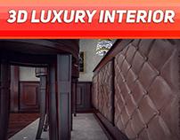 3d Luxury Interior