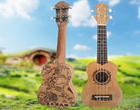 Middle-earth Ukulele