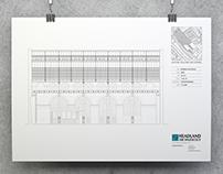 Shrubhill Tram Depot, Edinburgh - Architectural