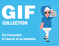 Six Characters in Search of an Animator