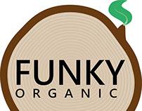 Funky Organic logo