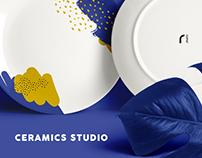 CERAMICS STUDIO BRAND IDENTITY