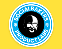 Socialbakers Internal Stickers