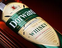 DORWARD. Whiskey-flavored design