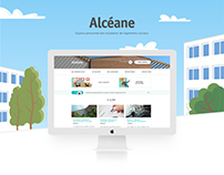Mobizel - Alcéane Webdesign