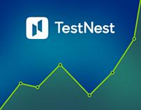 Test Nest web site