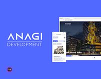 Anagi Development - UI/UX