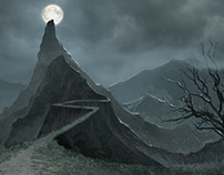 Haunted Concept environment