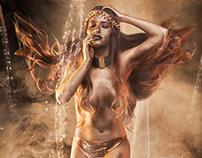 Golden Goddess: Satet