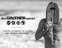 The Greener Surfer Short Film