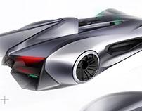 Jaguar cxs concept